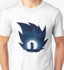 DBZ Im Mondlicht Slim Fit T-Shirt