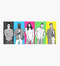 Queer Eye Photographic Print