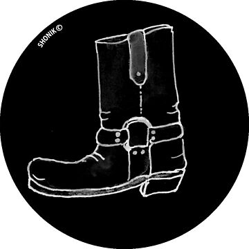 Cowboy boot by shonik