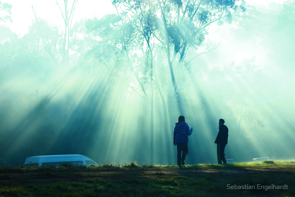 The morning after... by Sebastian Engelhardt