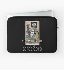 Tarot Card Laptop Sleeve