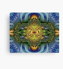 Shapes and Patterns Canvas Print