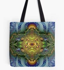 Shapes and Patterns Tote Bag