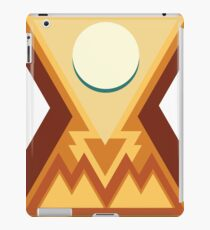 Moon and Mountains iPad Case/Skin