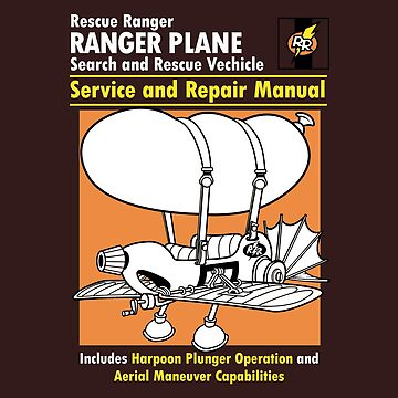 Ranger Plane Manual by animekrazy27