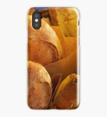 Morning Bread iPhone Case