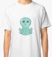 cute baby octopus Classic T-Shirt