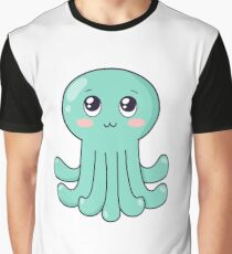 cute baby octopus Graphic T-Shirt