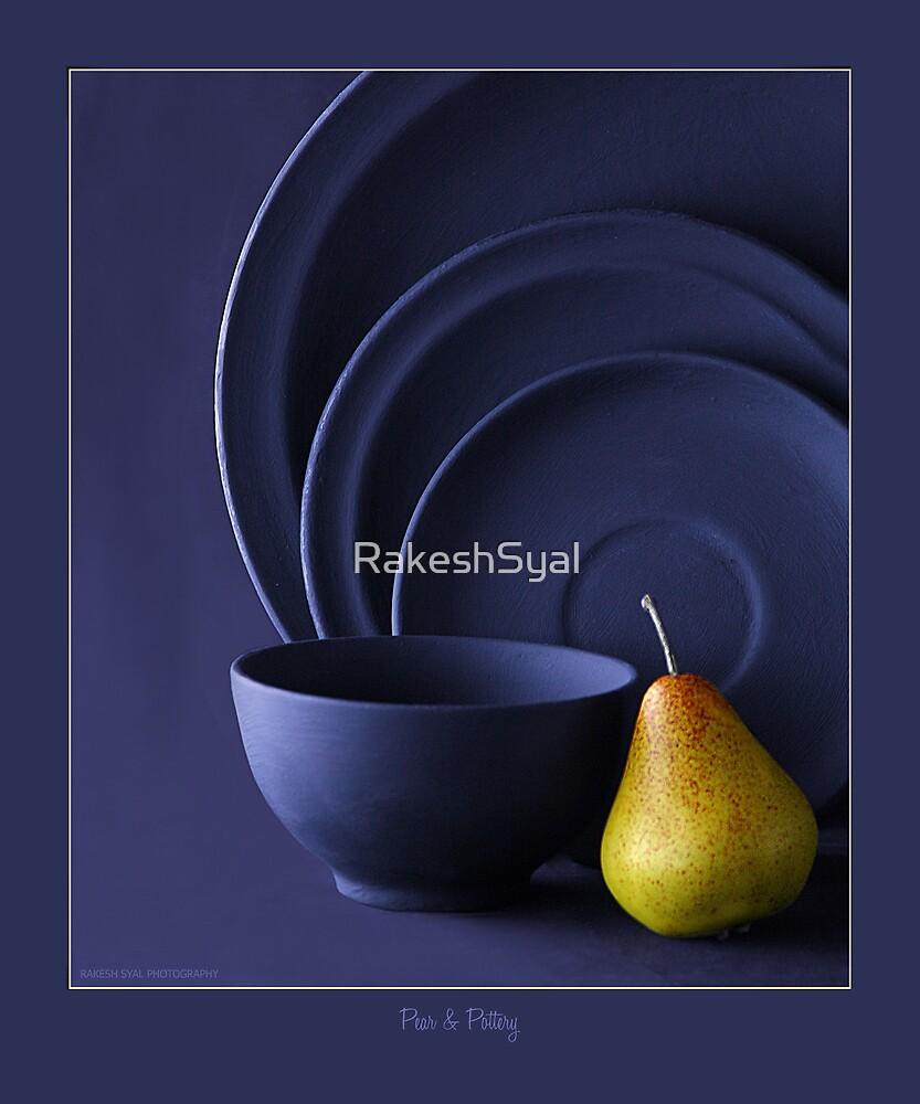 PEAR & POTTERY by RakeshSyal