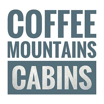 Coffee Mountains Cabins by C4Dart