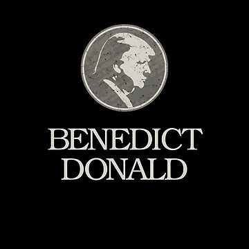 Benedict Donald - Anti-Trump by directdesign