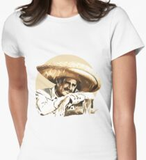 Vicente Fernandez Women's Fitted T-Shirt