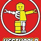 Lego Westworld by anfa