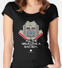 "Transformers - ""Starscream"" v2 Women's Fitted Scoop T-Shirt"