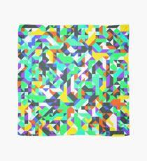 Off-Beat Geometric Shapes Scarf