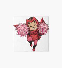 Scarlet Witch Art Board