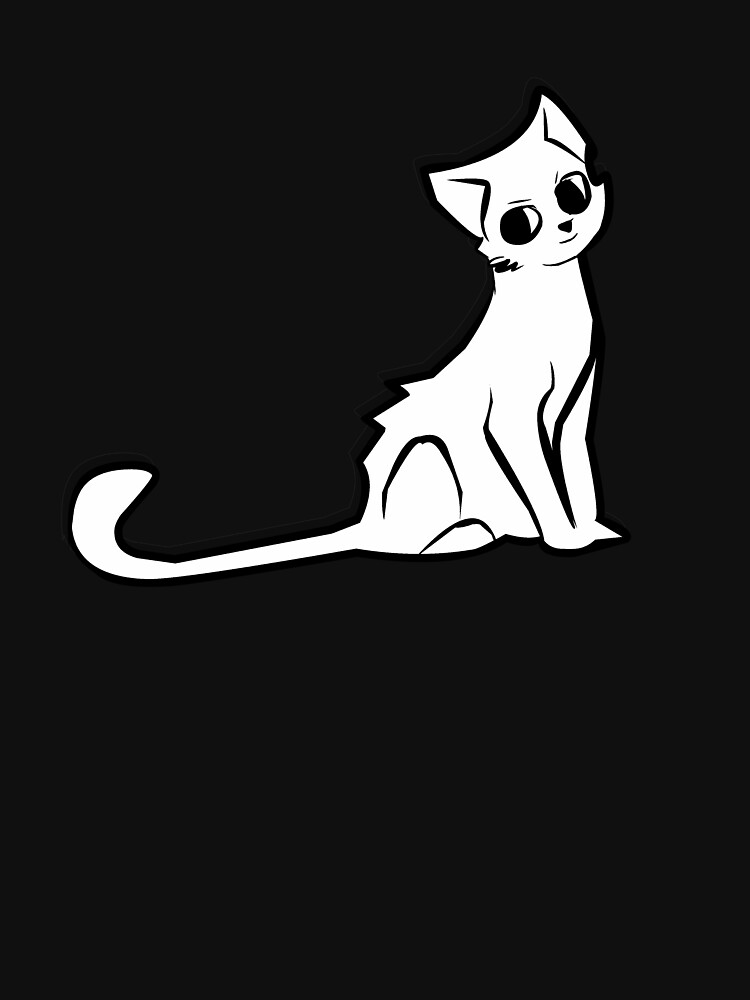 Super cute cat by Designhorn