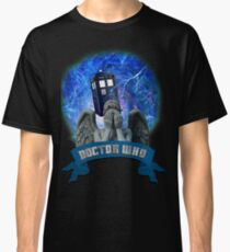 Doctor Who Return of the Weeping Angels Classic T-Shirt