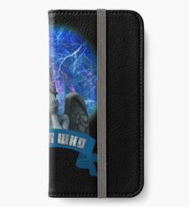 Doctor Who Return of the Weeping Angels iPhone Wallet/Case/Skin