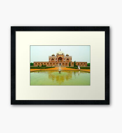 Humayun Tomb-World Heritage#2 Framed Print