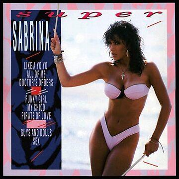 Super Sabrina Salerno² by JonathanSAN69