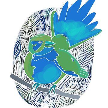 little birdie by annakie