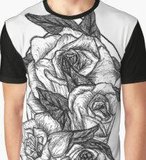 Bed of Roses Graphic T-Shirt