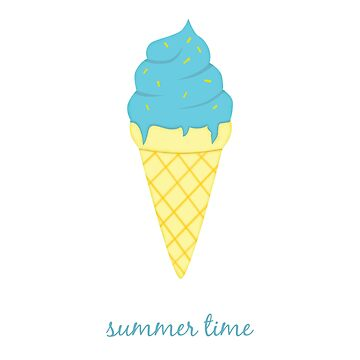 Summer time by yanatibear