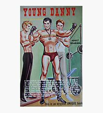 Pulp Fiction / Young Danny Photographic Print