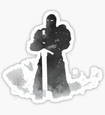 (For Honor) Intimidating Warden Sticker