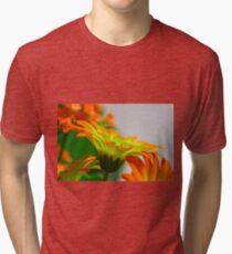 Light Bulb Flower Tri-blend T-Shirt