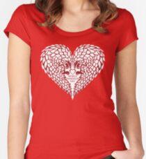 Love Pangolin - World Pangolin Day Women's Fitted Scoop T-Shirt
