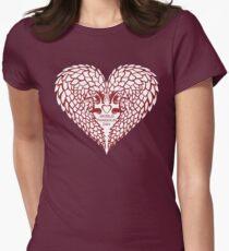 Love Pangolin - World Pangolin Day Women's Fitted T-Shirt