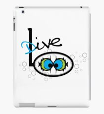 Live Dive iPad Case/Skin