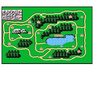 Retro VII: GPS by GREYEGGSGLOBAL