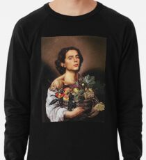 Timothee Chalamet Painting Meme Lightweight Sweatshirt