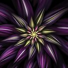 Flower Fractal by ColorfulMystic