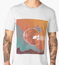"""NEON FIRE""  Men's Premium T-Shirt"