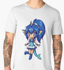 Vaporeon Magical Girl Chibi Men's Premium T-Shirt