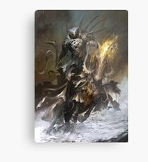 Conquest and Glory Metal Print
