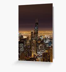 The SEARS Tower Greeting Card