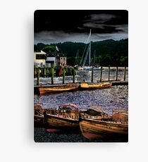 Bowness Bay Canvas Print