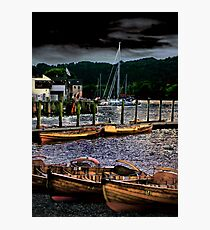 Bowness Bay Photographic Print