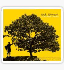 Jack Johnson (In Between Dreams) Sticker