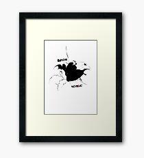 Survive Framed Print