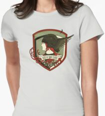 Ace Combat Razgriz Squadron Women's Fitted T-Shirt