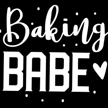 Baking Babe by jazzydevil