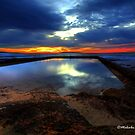 Hint of Something Better - Cronulla, NSW by Malcolm Katon
