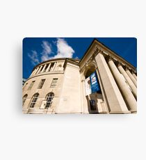 Manchester Central Library Canvas Print