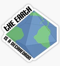 decahedron gifts merchandise redbubble